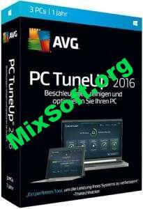 AVG PC Tuneup 16.32.2.3320