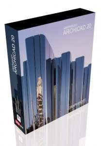 ArchiCAD 20 Build 3016 + Add-Ons