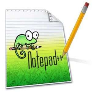 Блокнот Notepad++ 7 Portable