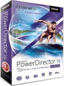CyberLink PowerDirector Ultimate 15.0.2026.0