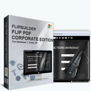 Flip PDF Corporate Edition 2.4.4 + Portable