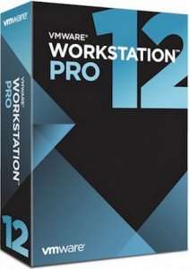 VMware Workstation 12 Pro 12.5.0