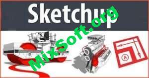 SketchUp Pro 2017 17.0.18899 (x64) скачать бесплатно