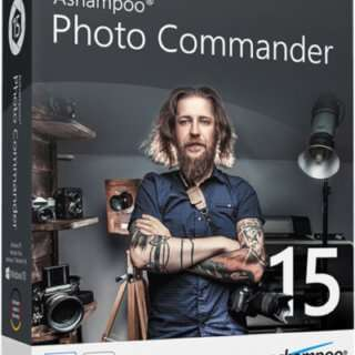 Ashampoo Photo Commander 15.0.2 + Portable
