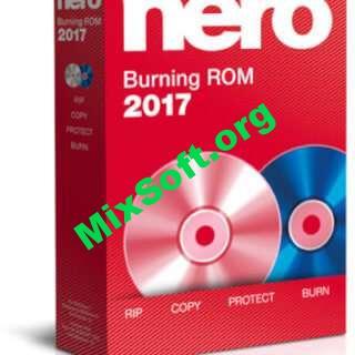 Nero Burning ROM 2017 18.0.01000 RePack