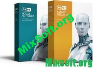 ESET NOD32 Smart Security v10.0.369 + ключ активации
