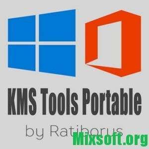 KMS Tools Portable 12.01.2017 by Ratiborus