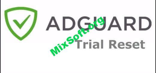 Adguard Trial Reset