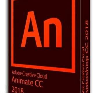 Adobe Animate CC 2018 18.0