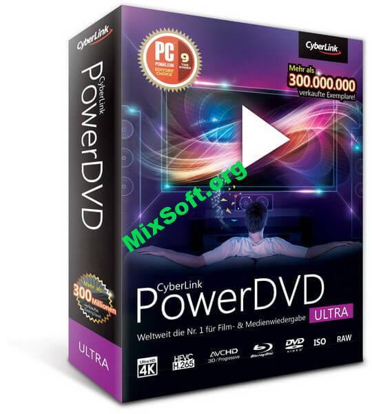 CyberLink PowerDVD Ultra 19.0.2126.62 RePack - скачать бесплатно