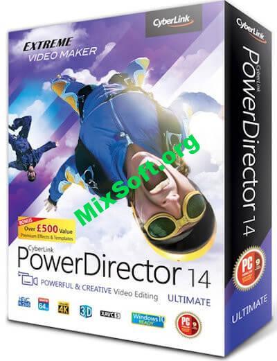 CyberLink PowerDirector Ultimate 18.0 — скачать бесплатно