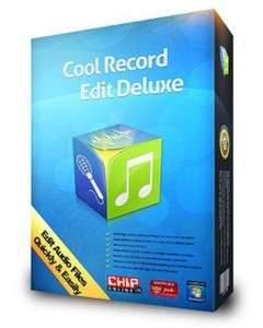 Cool Record Edit DeLuxe 9.1.5