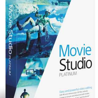 SONY Vegas Movie Studio Platinum 13.0 Build 954 955