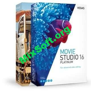 MAGIX VEGAS Movie Studio Platinum 16.0.0.167 - скачать бесплатно