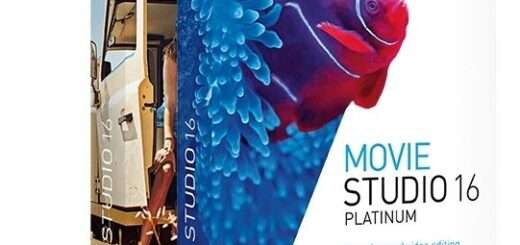 MAGIX VEGAS Movie Studio Platinum 16.0.0.167 - скачать бесплатно