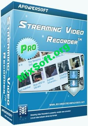Apowersoft Streaming Video Recorder 6.4.7 RePack + Portable [RU] — Cкачать бесплатно