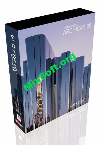 ArchiCAD 20 64 bit + Add-Ons [RU] — Cкачать бесплатно