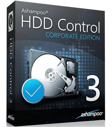 Ashampoo HDD Control 3.20.00 Corporate Edition — Скачать бесплатно