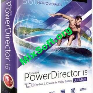 CyberLink PowerDirector Ultimate 15.0.2026.0