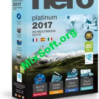 Nero 2017 Platinum 18.0.00300 VL
