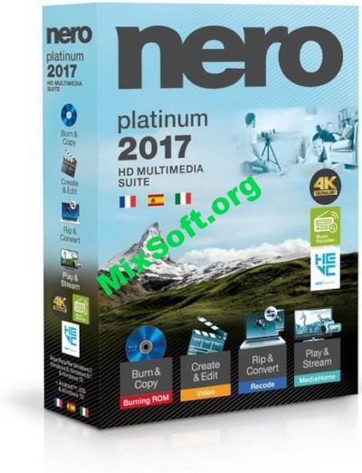 Nero 2016 Platinum 18.0.00300 VL