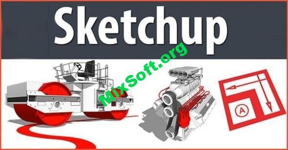 SketchUp Pro 2017 2017 17.1.174 (x64) — скачать бесплатно