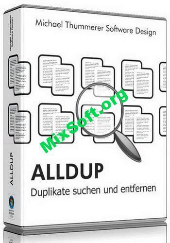 AllDup 4.0.12 + Portable скачать бесплатно
