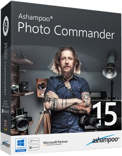 Ashampoo Photo Commander 15.0.2 + Portable скачать бесплатно