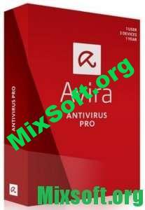 Avira Antivirus Pro 15.0.17.273