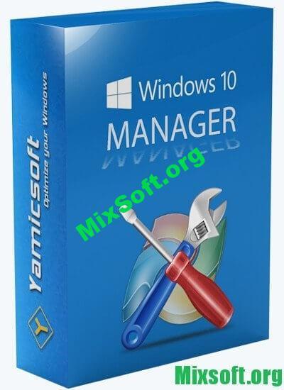 Windows 10 Manager 2.0.5 RePack + Portable — скачать бесплатно
