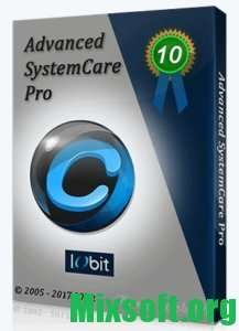 Advanced SystemCare Pro 10.2.0.725 Final