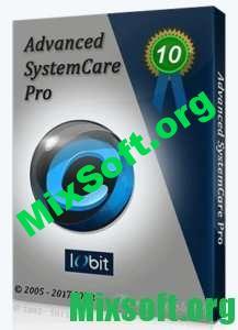Advanced SystemCare Pro 10.2.0.725 Final