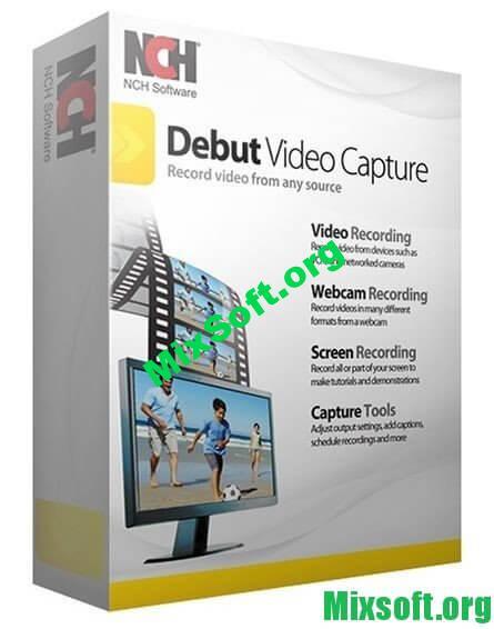 Debut Video Capture Pro 4.00 — скачать бесплатно