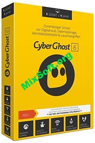 CyberGhost VPN 6.5 скачать бесплатно