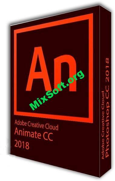 Adobe Animate CC 2018 18.0 — Скачать бесплатно
