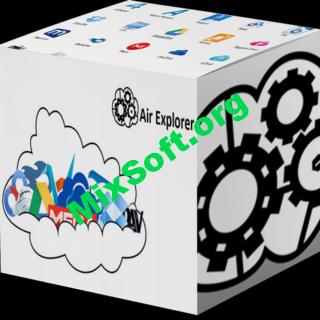 Air Explorer Pro Portable - Скачать бесплатно