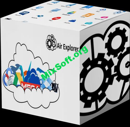 Air Explorer Pro Portable — Скачать бесплатно