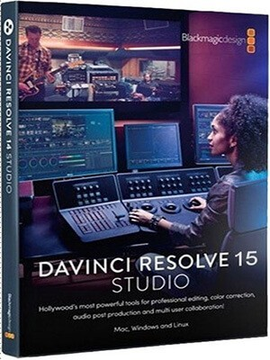 Blackmagic Design DaVinci Resolve Studio — Скачать бесплатно