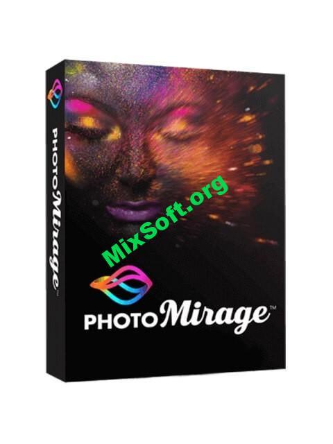 Corel PhotoMirage — Скачать бесплатно