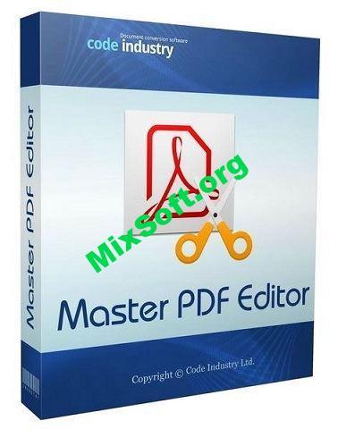 Master PDF Editor 5.1 + Portable RePack by elchupacabra — Скачать бесплатно