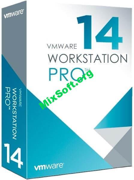 VMware Workstation 14 Pro (виртуальная машина) — Скачать бесплатно