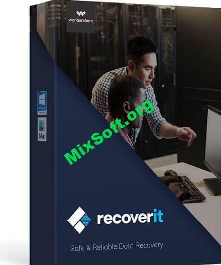 Wondershare Recoverit + Portable - Скачать бесплатно