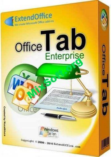 Office Tab Enterprise edition — Скачать бесплатно