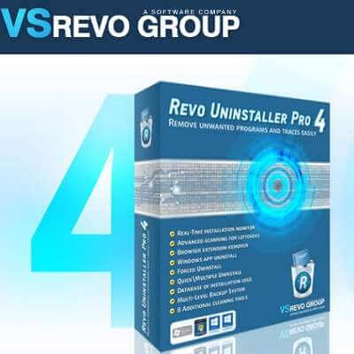 Revo Uninstaller Pro 4.0.0 RePack + Portable by TryRooM - Скачать бесплатно