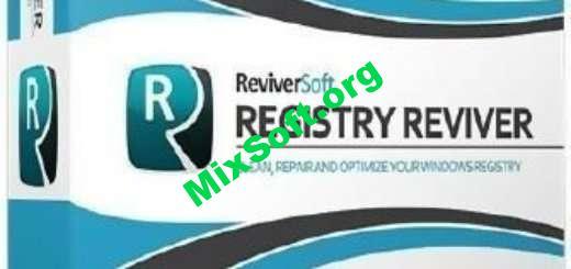ReviverSoft Registry Reviver 4.19.8.2 RePack + Portable by TryRooM - Скачать бесплатно