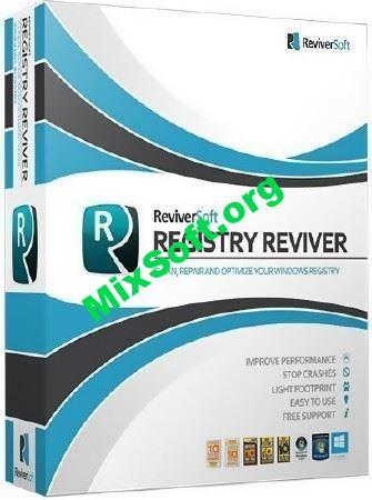 ReviverSoft Registry Reviver 4.19.8.2 RePack + Portable by TryRooM — Скачать бесплатно