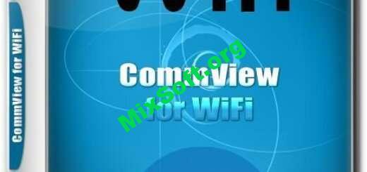CommView for WiFi 7.1.795 + ключ - Скачать бесплатно